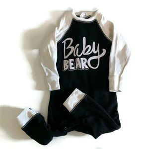 💜2 for $20💜 Baby bear playsuit